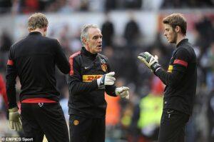 Unseen Man Utd footage, 'live' webinar with Eric Steele