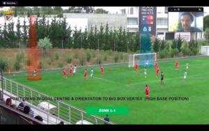 Goalkeeper in game & crossing situations- Webinar Part 2
